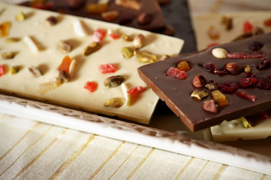 שוקולד ליום גיבוש