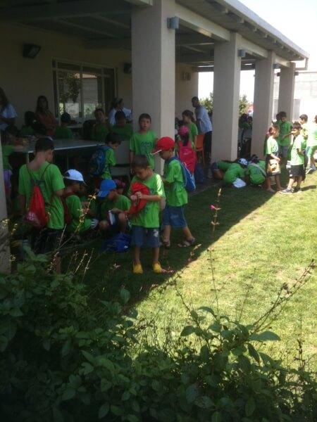 אטרקציות לקייטנת קיץ לילדים
